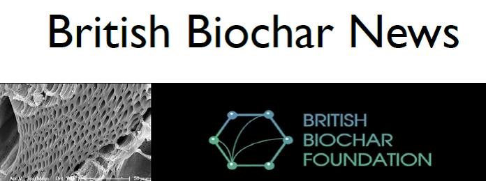 British Biochar News icon