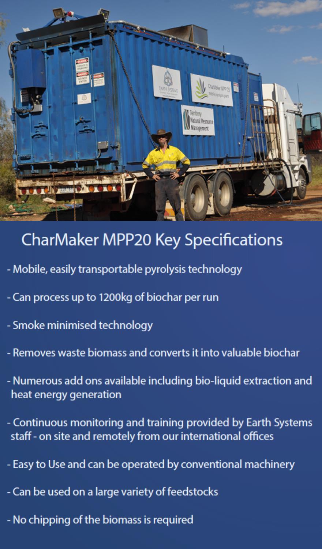 MPP20 key specs