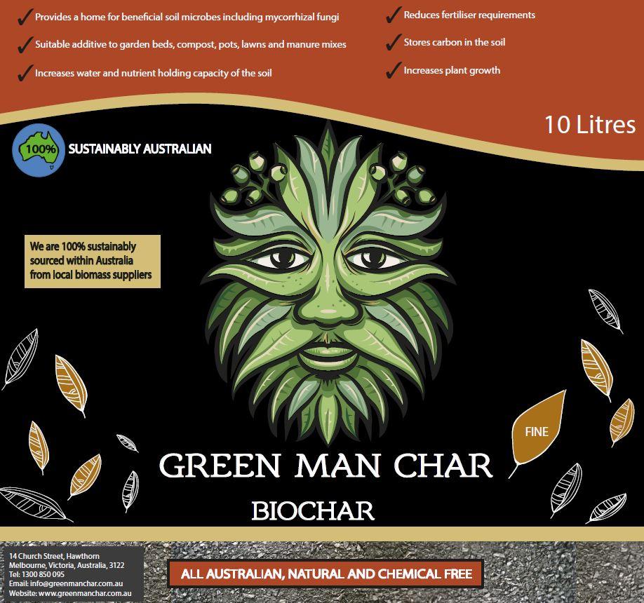 Green Man Char
