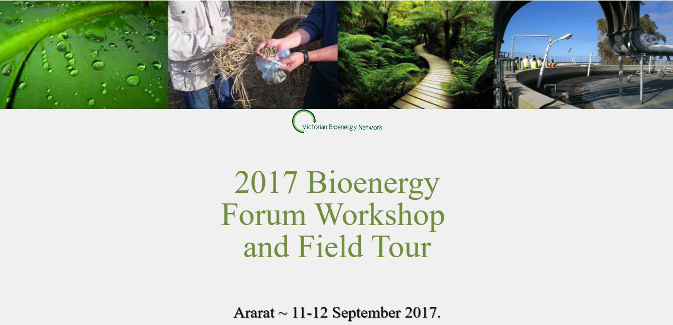 2017 Ararat Bioenergy Conference
